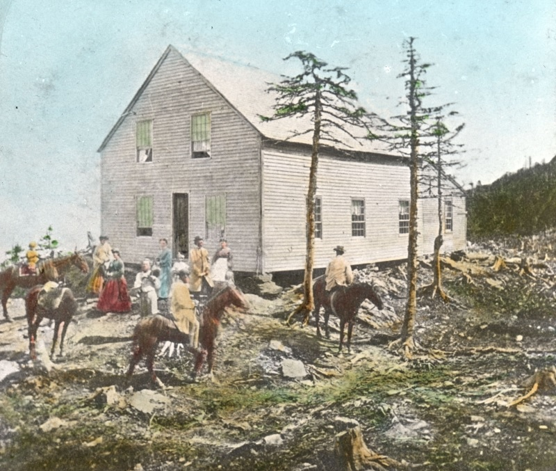 Hotel on Camels Hump
